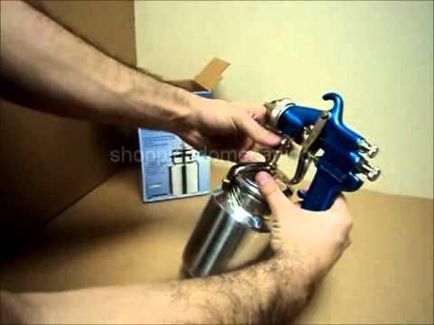 Pistola de Pintura mod. 1 Alta Pressão - Arprex - SHOPPING DO MECÂNICO