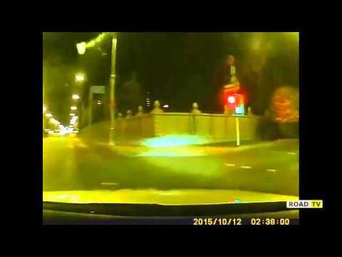 Погоня за Пежо в Минске