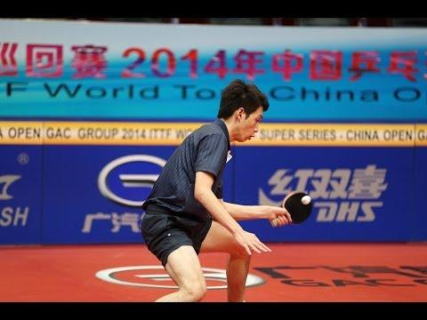 China Open 2014 Highlights: Yuto Muramatsu Vs Ho Kwan Kit (Q. Group)
