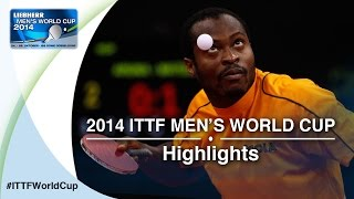 Review all the highlights from the SHIBAEV (RUS) vs ARUNA (NGR) - (Qual Groups) first stage table tennis match at the 2014...</div><div class=