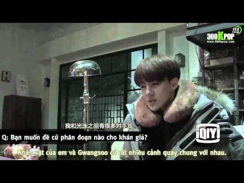 [Vietsub] 150401 EXO Next Door Sehun Interview [EXO Team]