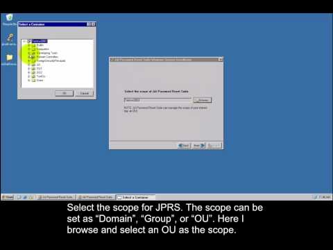 Self Service Password Reset Installation - How To Install JiJi Password Reset Suite 6.0 (Part 1of 7)