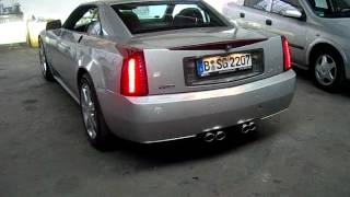 Cadillac XLR Fusion Exhaust by Billy Boat Performance Exhaust videos