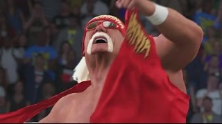 WWE 2K15 Commercial: Feel It