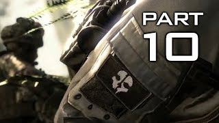 Call Of Duty Ghosts Gameplay Walkthrough Part 10