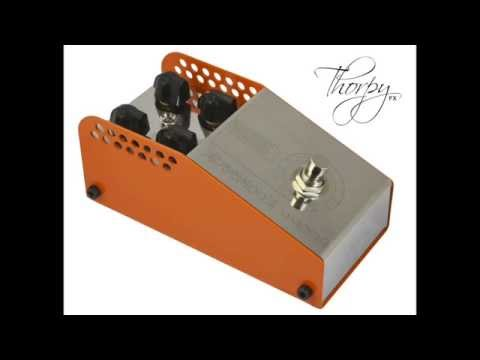 ThorpyFx The Fallout Cloud, Distortion & Fuzz Guitar Pedal