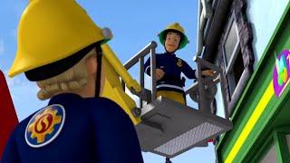 Požárník Sam - Podivná hasičská záchrana