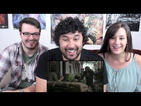 DAWN OF THE PLANET OF THE APES TRAILER #3 REACTION!!!