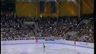 Oksana Baiul- 1994 Olympic Short Program