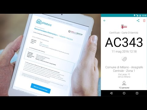 App utili per i consumatori: tNotice, Qurami, Pyng, Ufficio Postale