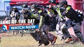 In one of the greatest matches of competitive paintball ever played, Dynasty and Infamous fought each other to a deadlock in the...</div><div class=