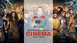 Estreias De Filmes Para Dezembro (2014) E Janeiro (2015