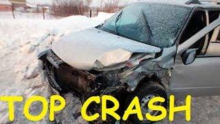 TOP CRASHES CAR CRASH COMPILATION 17 01 2017. ДТП с видеорегистраторов