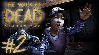 The Walking Dead:Season 2 - Episode 1 | PART 2 - LOCKED IN A SHED