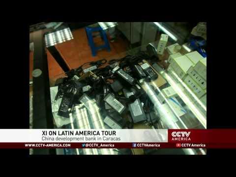 Matt Ferchen on China-Venezuela ties