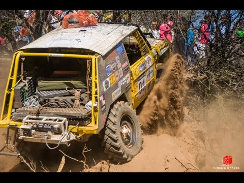 Rhino Charge 2014 at Black Hammock Camp