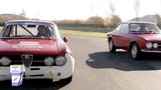 Mythos Targa Florio (mit der Alfa Romeo Giulietta QV) - HD - Deutsch videos