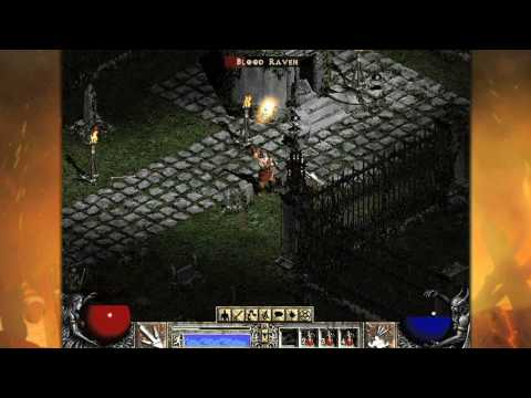 Diablo 1, 2, and 3 gameplay (HD)