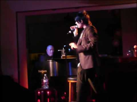 Adam Lambert:  How Come You Dont Call Me Anymore at Upright Cabaret