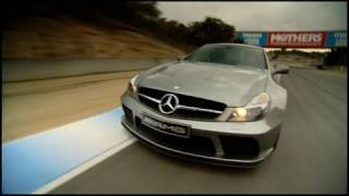 Mercedes 2013 SL-Class MAGIC VISION CONTROL Commercial videos