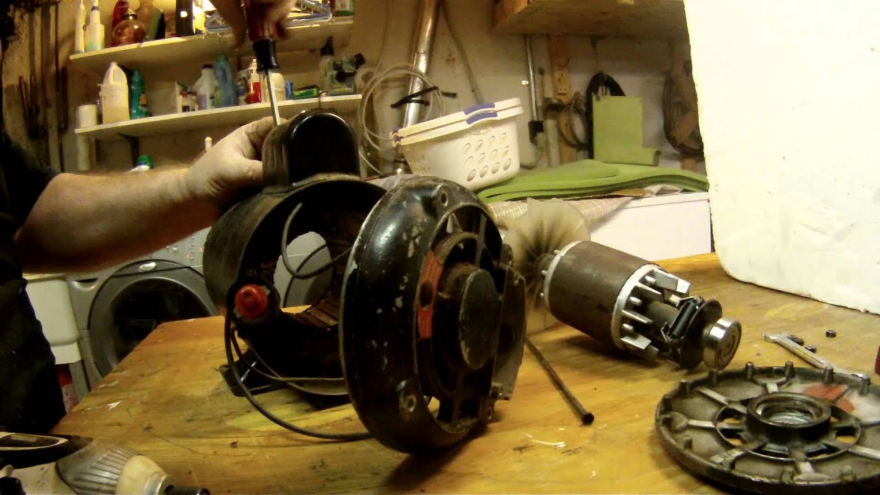 emerson compressor motor wiring diagram electric    motor    repair disassembly and reassembly youtube  electric    motor    repair disassembly and reassembly youtube