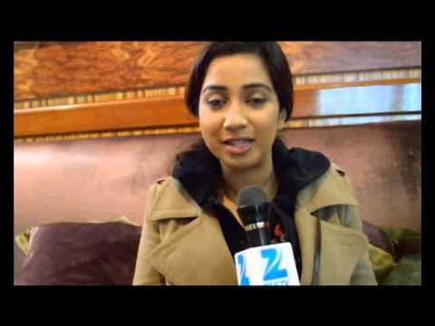 Shreya Ghoshal  Zee Tv Dil Se Interview