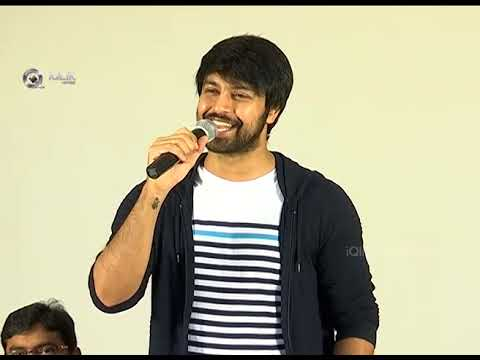 Kalyan Dhev Speech at Vijetha Movie Press Meet