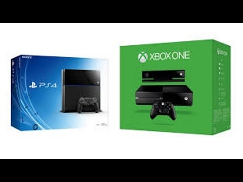 Playstation 4 and xbox one to sell 100 million units each by 2020 (battlefeild 4 gamplay)