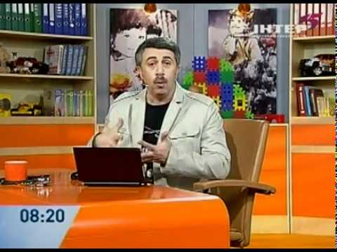 Пустышка для младенца: школа доктора Комаровского