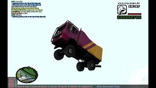 GTA San Andreas Multiplayer Stunt Time!