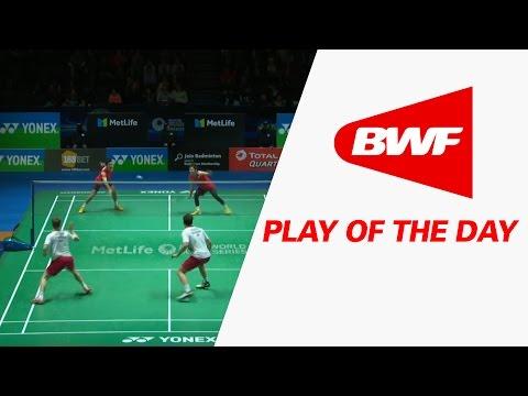 Play Of The Day | Badminton R16 - Yonex All England Open 2017