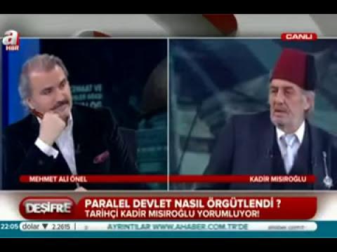(K354) Bediüzzaman'ın Vekil-i Mutlakı Husrev Altınbaşak Efendi: Fethullah Gülen Casustur!