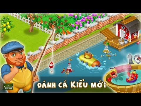 Farmery - Game Nong Trai Preview HD 720p