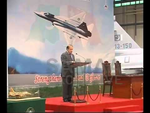 PAF makes 50th JF 17 Thunder Fighter Jet.