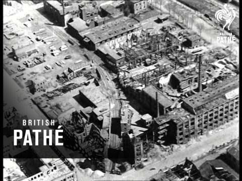 Ruined City - Berlin ? (1945)