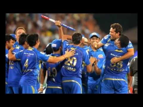 IPL 7 Match Highlights - Mumbai Indians v/s Kolkata Knight Riders 2014.