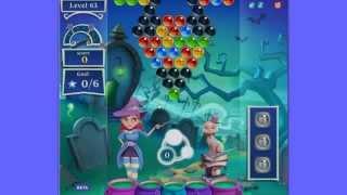 Bubble Witch Saga 2 Level 63