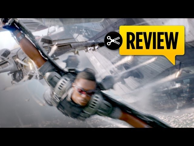 Epic Movie Review - Epic Movie Review: Captain America: The Winter Soldier (2014) - Marvel Movie HD