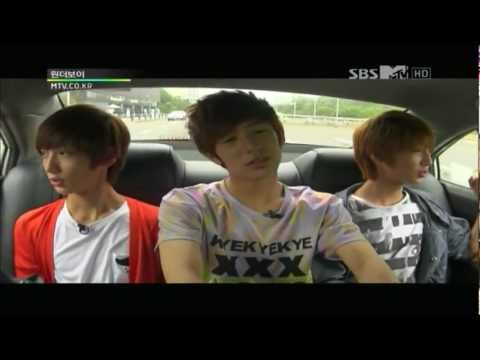120806 BOYFRIEND - WONDER BOY EP.07 HD