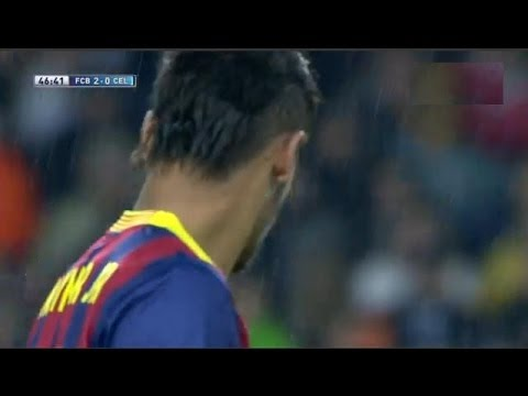 Barcelona vs Celta Vigo 3-0 All Goals & Highlights 26.03.2014