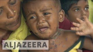 Bangladesh PM urges Myanmar to take back Rohingya refugees