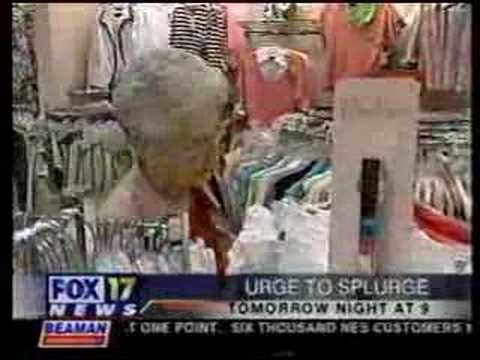 WZTV Interview on Shopping Addiction