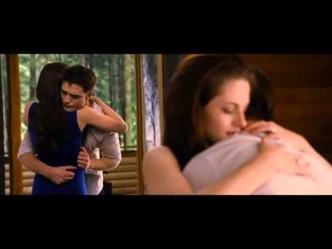 "Breaking Dawn Part 2 new clip - ""The Mirror: Official HD, This is also part of the first seven minutes, where Bella wakes up a vampire & hunts. Not mine, enjoy!!!!"