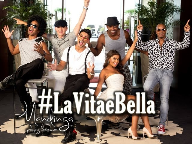 Mandinga - La vita e bella (Official Single HQ)