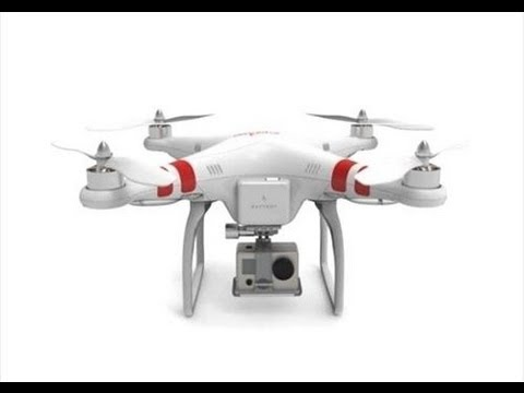 DJI Phantom Quad Copter RTF With GPS Navigation and Autopilot System #