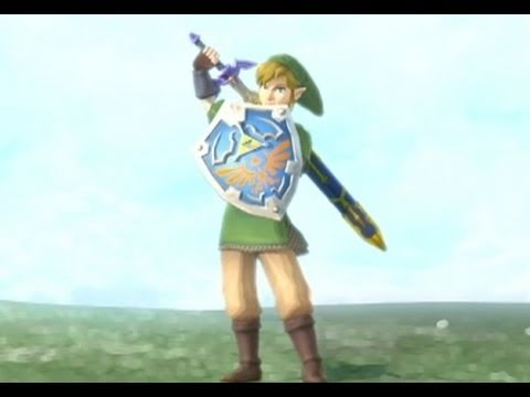 Zelda: Skyward Sword - E3 2011: Boss Gameplay Demo