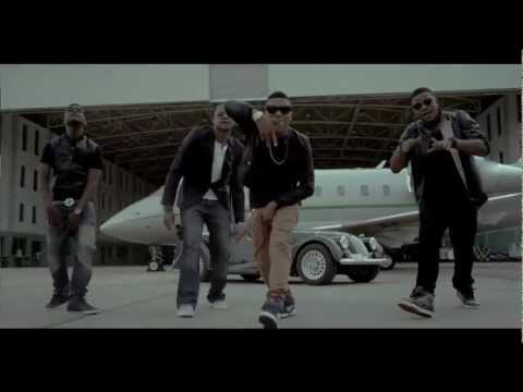OFFICIAL Video!! E.M.E Feat. WizKid, Skales & Banky W. - Baddest Boy