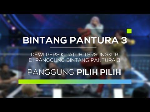 Dewi Persik Jatuh Tersungkur di Panggung Bintang Pantura 3
