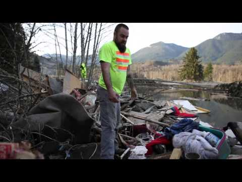 Oso mudslide: Iraq vet, youth sports coach digs through wreckage