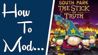 """How To Mod """"South Park: The Stick Of Truth"""" On Xbox 360"""